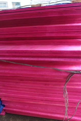 Chapas Resinadas Osasco - Pontalete de Pinus