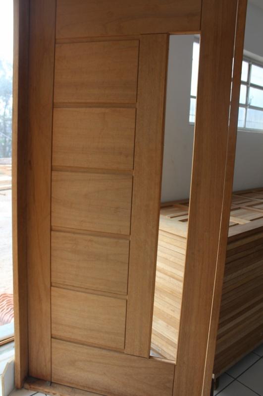 Comprar Batente para Porta Granja Viana - Porta em Madeira