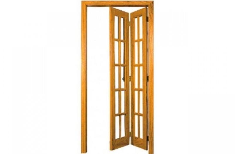 Comprar Porta de Madeira Articulada Morumbi - Porta em Madeira