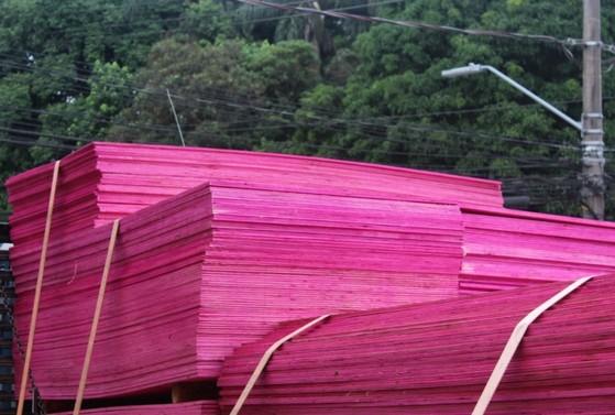 Empresa de Pranchas de Madeira Madeirite Resinado Osasco - Empresa de Prancha de Madeira de Cumaru
