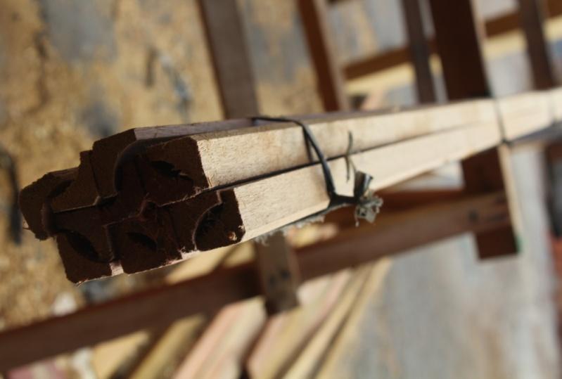 Meia Cana de Cedrinho Preço Cotia - Pergolado em Madeira