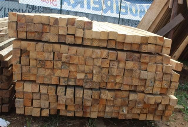 Pontalete de Pinus Butantã - Pontalete de Pinus