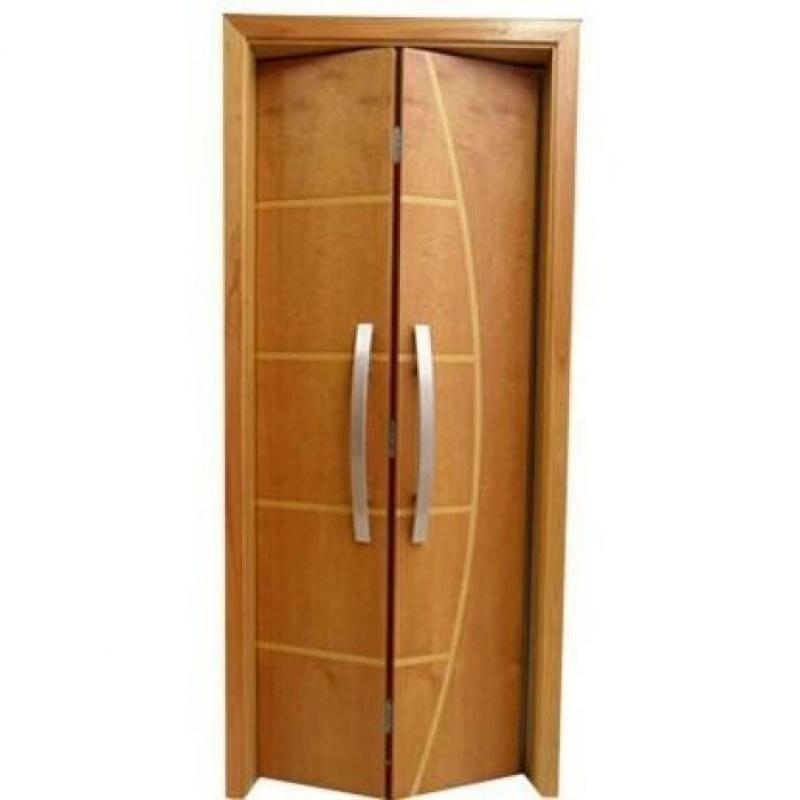 Porta de Madeira Articulada Preço Jaguaré - Porta Lisa Encabeçada