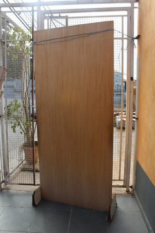 Portas Lisas Encabeçadas Cotia - Porta em Madeira