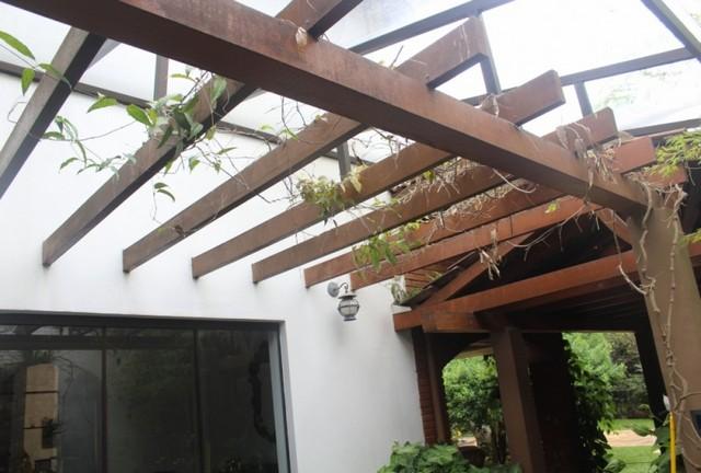 Quanto Custa Pergolado em Madeira Jaguaré - Chapa Plastificada