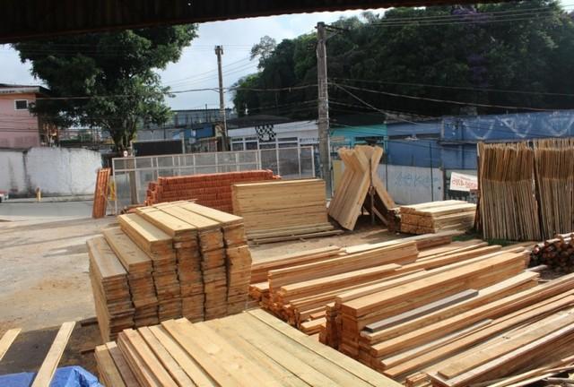 Sarrafo de Madeira Preço Vila Sônia - Chapa Plastificada