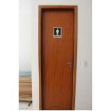 comprar porta de madeira completa Butantã