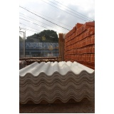 comprar telha de fibrocimento Butantã