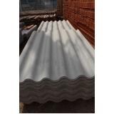 comprar telha ondulada Morumbi
