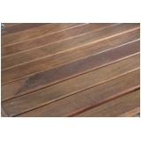 deck de madeira para piscina preço Morumbi