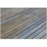 loja de tábua de madeira para deck Vila Sônia