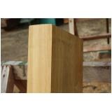 madeira aparelhada preço Morumbi