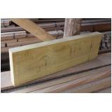 madeira aparelhada Granja Viana