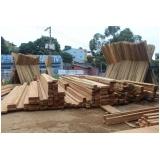 madeira para telhado