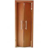 portas de madeira articulada Morumbi