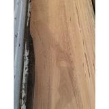 prancha de madeira para balcão