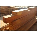 pranchas de madeira de cumaru Raposo Tavares