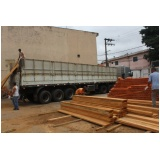 quanto custa madeira para obra Granja Viana