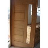 quanto custa porta de madeira completa Granja Viana