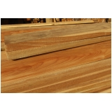 quanto custa prancha de madeira de cumaru Cotia