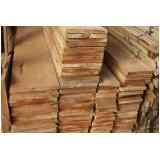 quanto custa tábua de madeira cambara Raposo Tavares