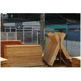 tábua de madeira para construção preço Granja Viana