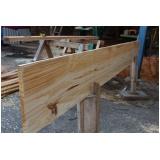 tábuas de madeira aparelhada Vila Sônia