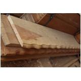 tábuas de madeira para construção Morumbi