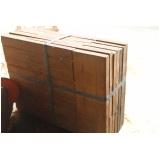 taco de madeira para assoalho Granja Viana