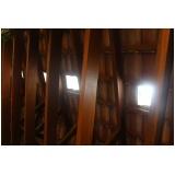telha de vidro Raposo Tavares