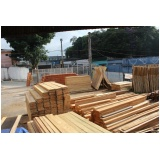 venda de viga de madeira para telhado Vila Sônia