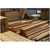 venda de vigamento de madeira Osasco