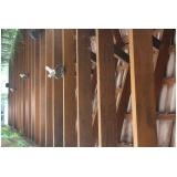 viga de madeira aparelhada Morumbi