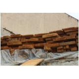 viga de madeira cambará Butantã