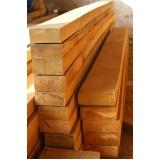 viga em madeira preço Butantã