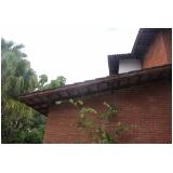 vigamento de madeira para telhado Jaguaré