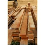 vigamento de madeira preço Jaguaré