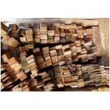 vigamentos de madeira Jaguaré