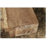 vigamentos em madeira Alphaville