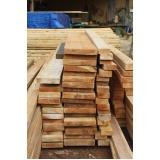 vigas de madeira cambará Raposo Tavares